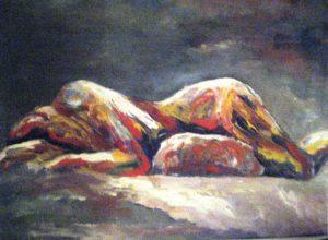 2011.Woman2. 16x20