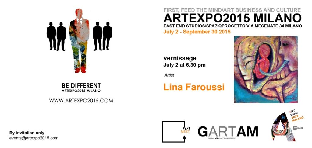 Invitation.ARTEXPO2015 Milano