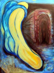 Triumphal Arch.36X48
