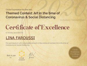 CFA_Contest_Excellence_Award_LINA FAROUSSI