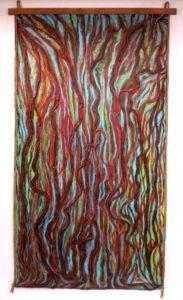 Veins of Banyan1. 39X62
